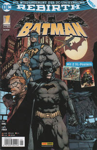 Cover Thumbnail for Batman (Panini Deutschland, 2017 series) #1