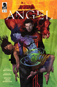 Cover Thumbnail for Angel Season 11 (Dark Horse, 2017 series) #4