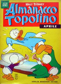 Cover Thumbnail for Almanacco Topolino (Arnoldo Mondadori Editore, 1957 series) #76