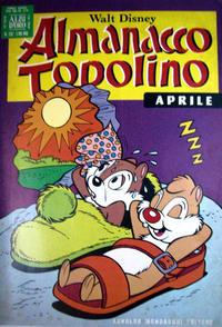 Cover Thumbnail for Almanacco Topolino (Arnoldo Mondadori Editore, 1957 series) #232
