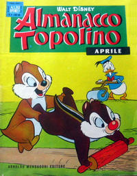 Cover Thumbnail for Almanacco Topolino (Arnoldo Mondadori Editore, 1957 series) #40