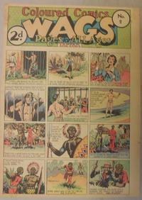 Cover Thumbnail for Wags [Australia] (Editors Press Service, 1936 series) #v3#2
