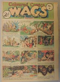 Cover Thumbnail for Wags [Australia] (Editors Press Service, 1936 series) #v3#6