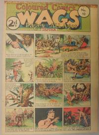 Cover Thumbnail for Wags [Australia] (Editors Press Service, 1936 series) #v3#10