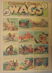 Cover Thumbnail for Wags [Australia] (Editors Press Service, 1936 series) #v3#12