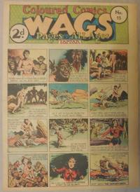 Cover Thumbnail for Wags [Australia] (Editors Press Service, 1936 series) #v3#15