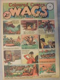 Cover Thumbnail for Wags [Australia] (Editors Press Service, 1936 series) #v2#4