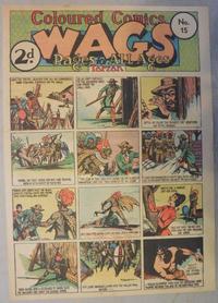 Cover Thumbnail for Wags [Australia] (Editors Press Service, 1936 series) #v2#15