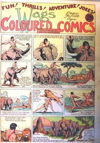 Cover Thumbnail for Wags [Australia] (Editors Press Service, 1936 series) #v1#36
