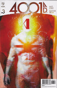 Cover Thumbnail for 4001 A.D. (Valiant Entertainment, 2016 series) #3 [Cover B - Tula Lotay]