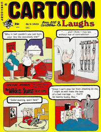 Cover Thumbnail for Cartoon Laughs (Marvel, 1963 series) #v10#6
