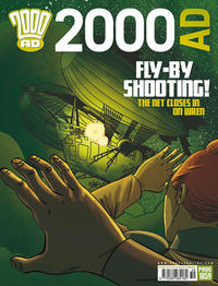 Cover Thumbnail for 2000 AD (Rebellion, 2001 series) #1859
