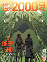 Cover Thumbnail for 2000 AD (Rebellion, 2001 series) #1893