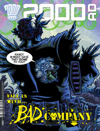 Cover Thumbnail for 2000 AD (Rebellion, 2001 series) #1951