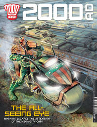Cover Thumbnail for 2000 AD (Rebellion, 2001 series) #1955