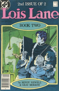 Cover Thumbnail for Lois Lane (DC, 1986 series) #2 [Canadian]
