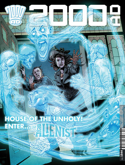 Cover for 2000 AD (Rebellion, 2001 series) #1944