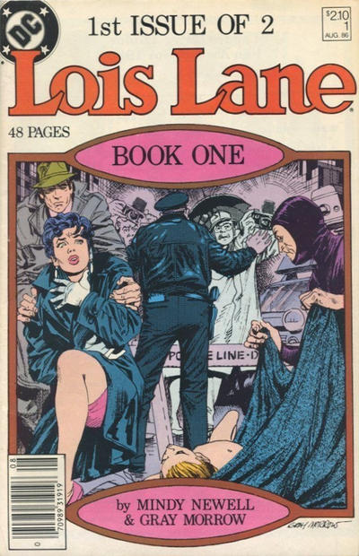 Cover for Lois Lane (DC, 1986 series) #1 [Direct]