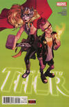 Cover for Mighty Thor (Marvel, 2016 series) #18