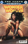 Cover for Wonder Woman (DC, 2016 series) #21 [Liam Sharp Cover]