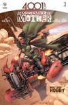 Cover Thumbnail for 4001 A.D.: War Mother (2016 series) #1 [Most Good Hobby - Tomás Giorello]