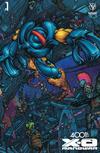 Cover Thumbnail for 4001 A.D.: X-O Manowar (2016 series) #1 [Cover D - Ryan Lee]