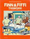 Cover for Finn & Fiffi (Skandinavisk Presse, 1983 series) #4/1986 - Tredoktoren