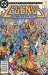 Cover for Legends (DC, 1986 series) #2 [Canadian]