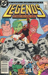 Cover for Legends (DC, 1986 series) #3 [Canadian]