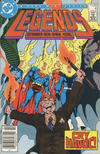 Cover for Legends (DC, 1986 series) #4 [Canadian]