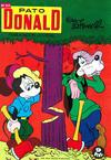 Cover for Pato Donald (Ediciones Recreativas S. A., 1966 series) #223