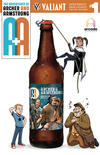 Cover Thumbnail for A&A: The Adventures of Archer & Armstrong (2016 series) #1 [American Brewers Variant]