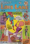 Cover for Giant Lois Lane Album (K. G. Murray, 1964 ? series) #8