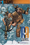 Cover Thumbnail for A&A: The Adventures of Archer & Armstrong (2016 series) #1 [ComicsPro Retailer Exclusive]