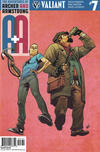 Cover for A&A: The Adventures of Archer & Armstrong (Valiant Entertainment, 2016 series) #7 [Cover C - Adam Gorham]