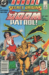 Cover Thumbnail for Secret Origins Annual (1987 series) #1 [Canadian Newsstand]