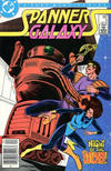 Cover for Spanner's Galaxy (DC, 1984 series) #5 [Canadian]