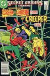 Cover for Secret Origins (DC, 1986 series) #18 [Canadian]