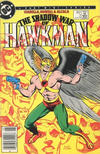 Cover for The Shadow War of Hawkman (DC, 1985 series) #2 [Canadian]