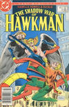 Cover for The Shadow War of Hawkman (DC, 1985 series) #3 [Canadian]
