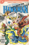 Cover for The Shadow War of Hawkman (DC, 1985 series) #4 [Canadian]