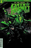 Cover for Green Hornet: Reign of the Demon (Dynamite Entertainment, 2016 series) #1