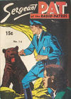 Cover for Sergeant Pat of the Radio-Patrol (Yaffa / Page, 1960 ? series) #78