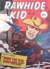 Cover for Rawhide Kid (Yaffa / Page, 1970 series) #40