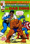 Cover for Marvel Universe Comic (Condor, 1991 series) #12