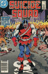 Cover for Suicide Squad (DC, 1987 series) #4 [Canadian Newsstand]