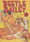 Cover for Beetle Bailey (Yaffa / Page, 1963 series) #18