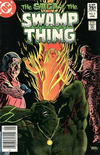 Cover for The Saga of Swamp Thing (DC, 1982 series) #9 [Canadian newsstand]