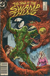 Cover for The Saga of Swamp Thing (DC, 1982 series) #26 [Canadian Newsstand]