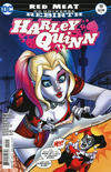 Cover for Harley Quinn (DC, 2016 series) #19 [Amanda Conner Cover]